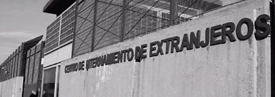 Centro de internamiento para extrajeros - CIE
