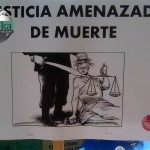 """La """"Red Internacional de Abogados Eureka"""" participa en la Concentración frente al ministerio de Justicia en defensa de la Justicia gratuita."""