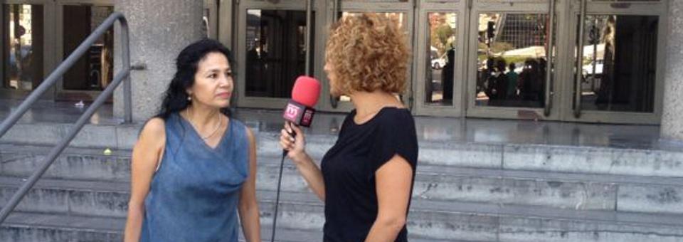 Protesta por el Proyecto de Ley de la Asistencia Jurídica Gratuita