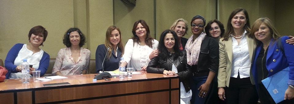 Presentación del Informe Multidisciplinar La violencia de género en mujeres inmigrantes